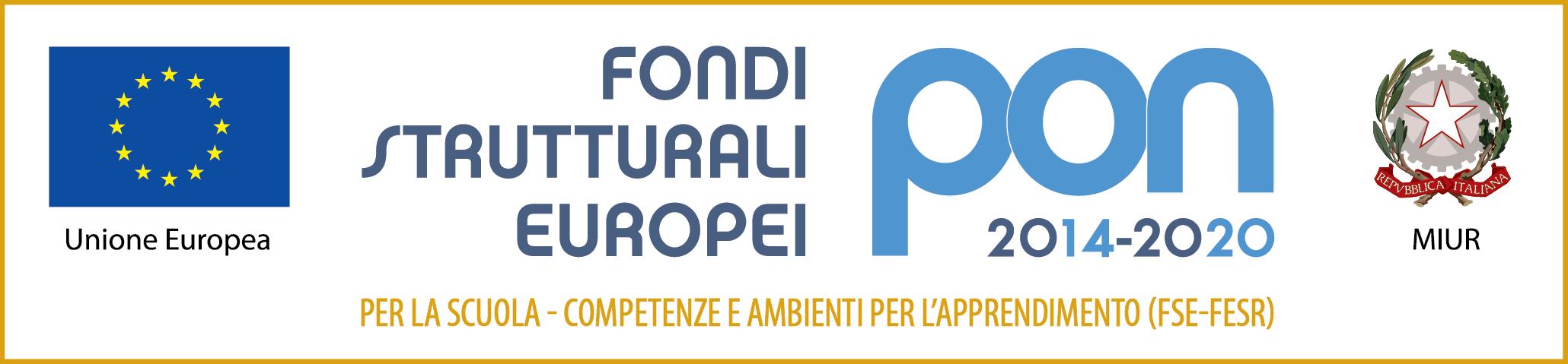 Loghi PON 2014-2020